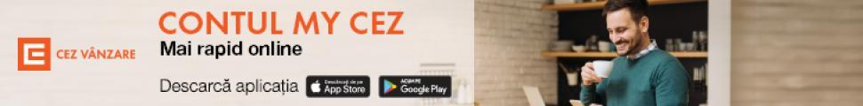 Cont Online - MY CEZ